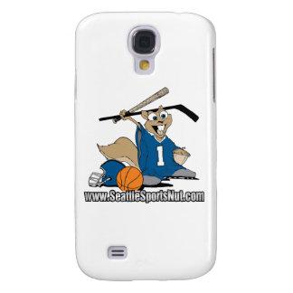 Seattle Sports Nut Samsung Galaxy S4 Case