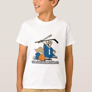 Seattle Sports Nut T-Shirt