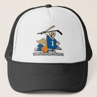 Seattle Sports Nut Trucker Hat