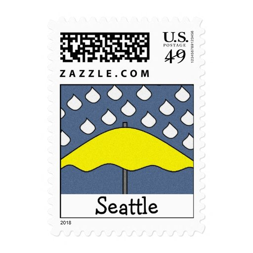 SEATTLE STAMPS