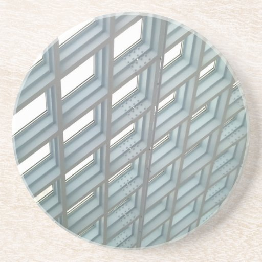 Seattle Structure Drink Coasters