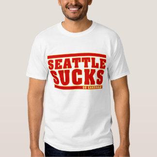 SEATTLE SUCKS TEES
