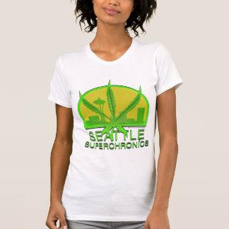 Seattle Superchronics Camisas