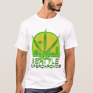Seattle Superchronics T-Shirt