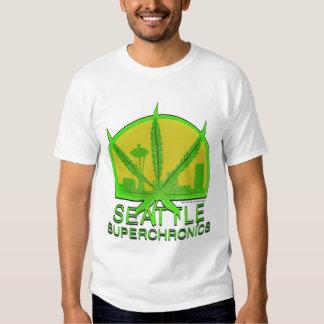 Seattle Superchronics Tee Shirt