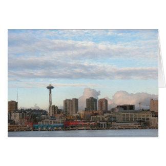 Seattle Tarjeta