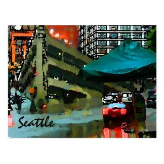 Seattle Tarjetas Postales