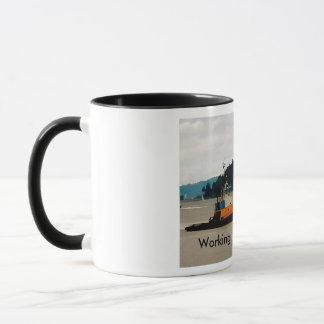 Seattle Tug Mug