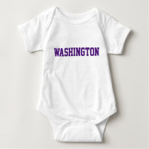 Seattle, WA Baby Bodysuit