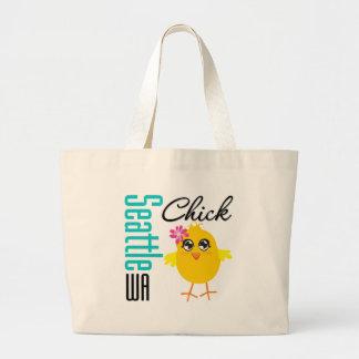 Seattle WA Chick Bags