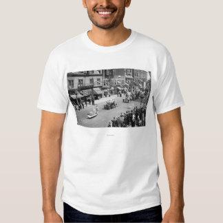 Seattle, WA Forth of July Parade on Seneca Shirt