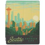 Seattle, WA iPad Cover