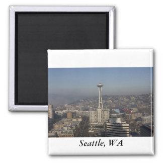 Seattle WA Fridge Magnet