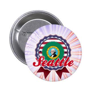 Seattle, WA Pins