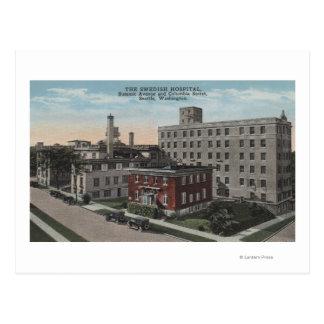 Seattle, WA - The Swedish Postcard