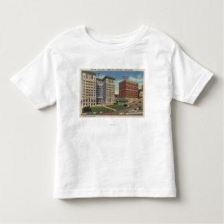 Seattle, WAHotel Holland & Municipal Bldgs T Shirt