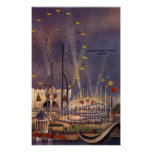 Seattle, Washington1962 World's Fair Poster