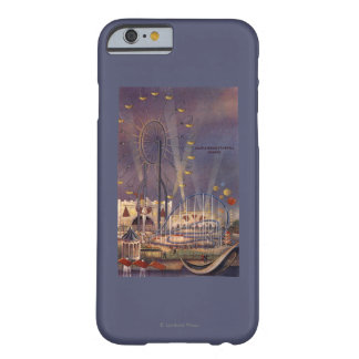 Seattle, Washington1962 World's Fair Poster Barely There iPhone 6 Case