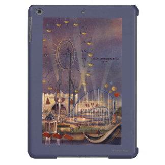 Seattle, Washington1962 World's Fair Poster iPad Air Case