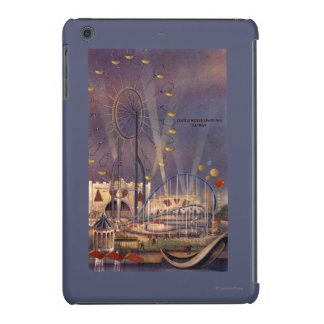 Seattle, Washington1962 World's Fair Poster iPad Mini Retina Case