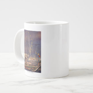 Seattle, Washington1962 World's Fair Poster Large Coffee Mug
