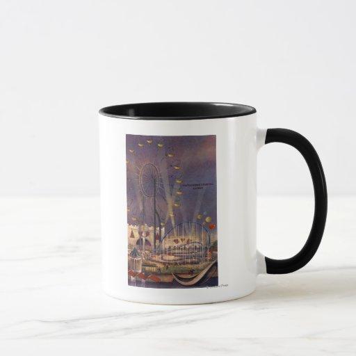 Seattle, Washington1962 World's Fair Poster Mug