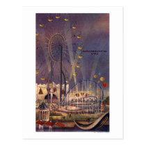 Seattle, Washington1962 World's Fair Poster Postcard