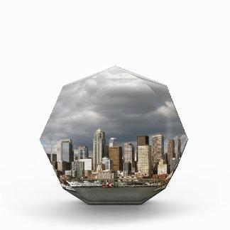 Seattle Washington Acrylic Award