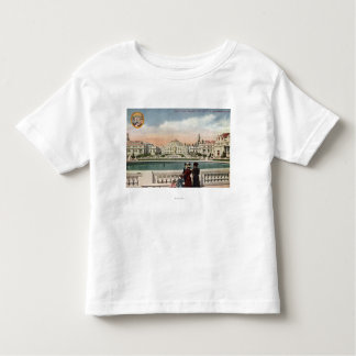 Seattle, Washington - Arctic Circle Toddler T-shirt