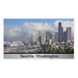 Seattle Washington Business Card