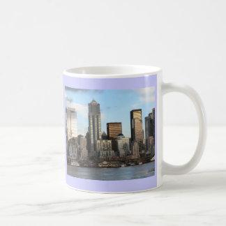 Seattle Washington Coffee Mugs