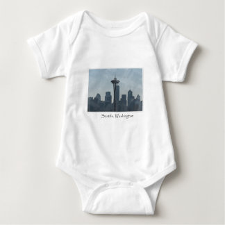 Seattle Washington Downtown Gifts Souvenir Tee Shirt