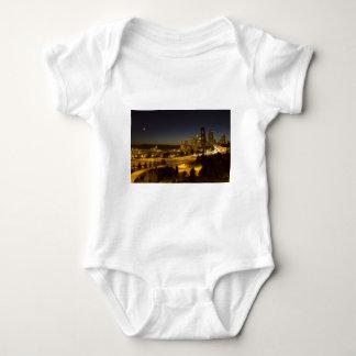 Seattle Washington Downtown Skyline at Sunset Shirt
