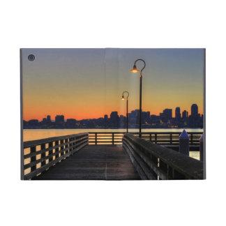 Seattle Washington Downtown Skyline Case For iPad Mini