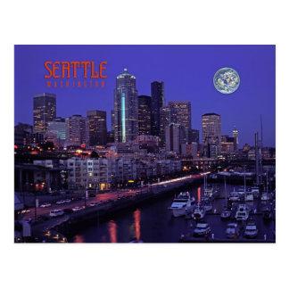 Seattle, Washington, estado Postal
