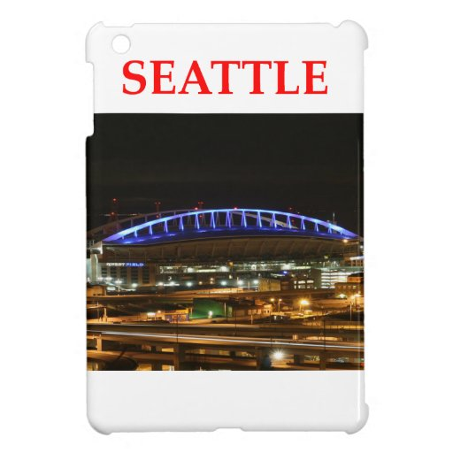 Seattle Washington iPad Mini Coberturas