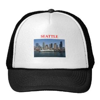 seattle washington hats