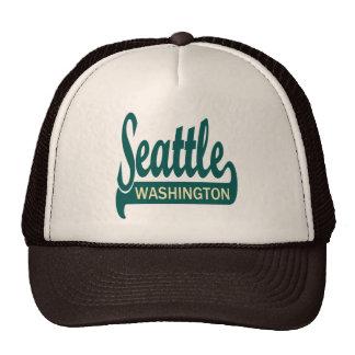Seattle, Washington Trucker Hat