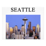 SEATTLE Washington Invitaciones Personales