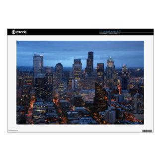 Seattle Washington Laptop Decal