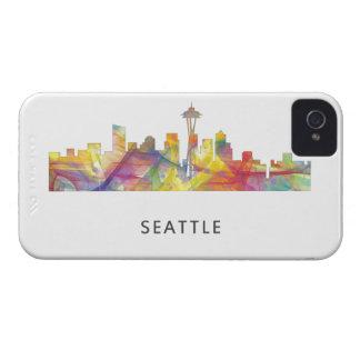 SEATTLE WASHINGTON SKYLINE WB1 - iPhone 4 CASE