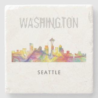 SEATTLE WASHINGTON SKYLINE WB1 - STONE COASTER