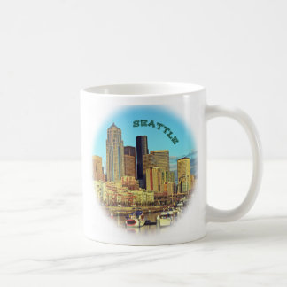 Seattle,Washington state Coffee Mug