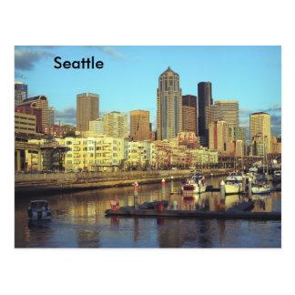 Seattle Washington state Post Cards