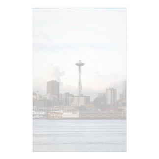 Seattle Washington Stationery Design