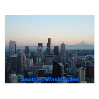 Seattle, Washington Tarjeta Postal
