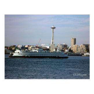Seattle Washington Tarjetas Postales