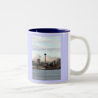 Seattle Washington Two-Tone Coffee Mug