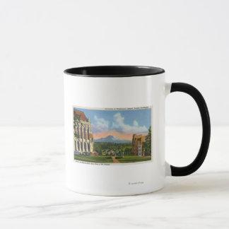 Seattle, Washington - University of Washington Mug
