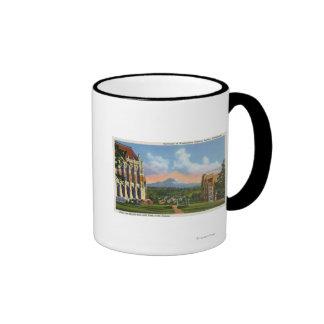 Seattle, Washington - University of Washington Ringer Mug